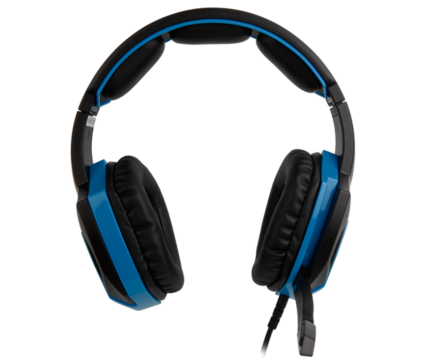 SA-968 SADES Luna 7.1 Simulated Surround Sound PC PRO Gaming Headset with Microphone,Cool LED Lights
